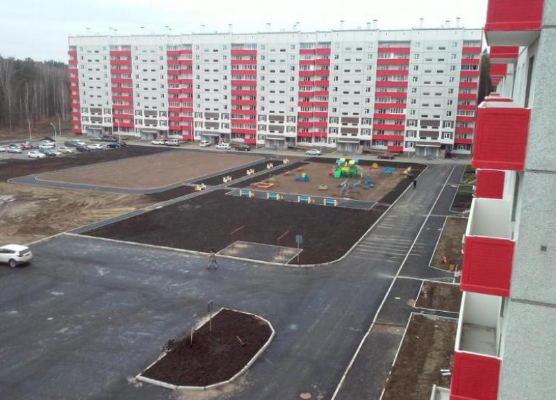 Жилой дом пр. Ленинградский, 26 г. Железногорск - фото 4