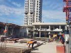 Ход строительства дома № 1 в ЖК Покровский - фото 70, Сентябрь 2020