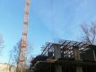 Ход строительства дома № 1 в ЖК Маленькая страна - фото 13, Март 2017